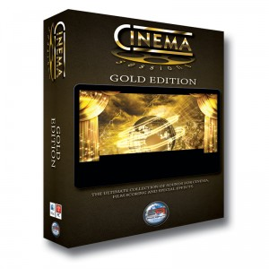 Sonic Reality Cinema Sessions Gold Edition WIN/MAC